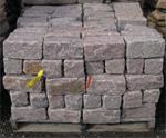 Belgium Blocks 5″x5″x9″ Pink
