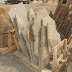 "PA Flagstone 2'-4' dimension / 1"" and 1 ½"" thickness"